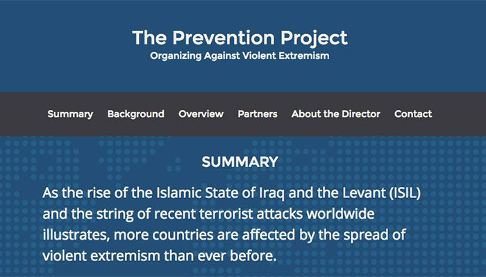 The Prevention Project
